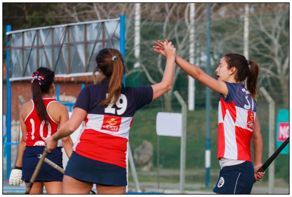 CUDS vuelve a estar en la cima de la Zona Campeonato. (Foto: Diego Landi)