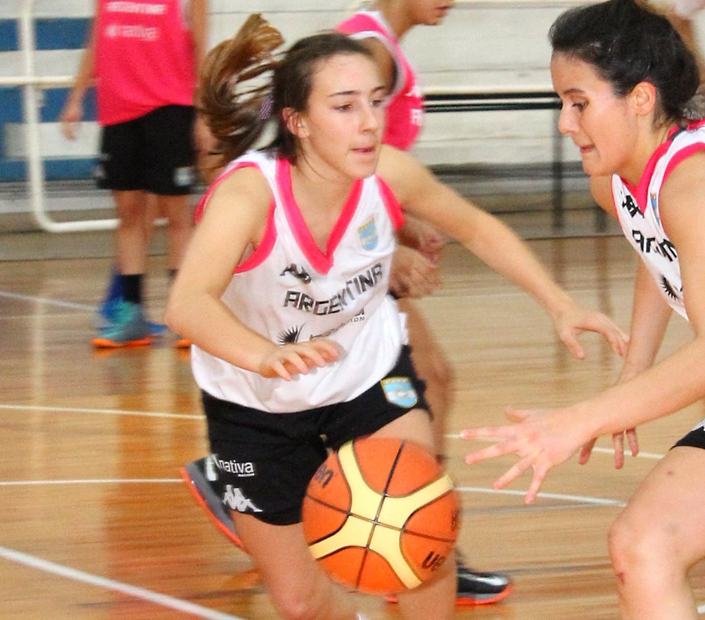 Micaela Barriga Naón una de las jugadoras de Peñarol convocadas.  (Foto: Mayra Westre)