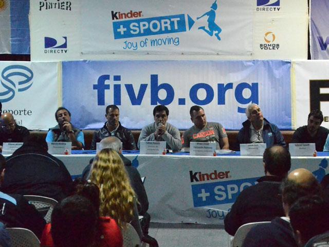 El lanzamiento oficial marcó el inicio de la Copa Argentina Sub 18 en Chapadmalal.