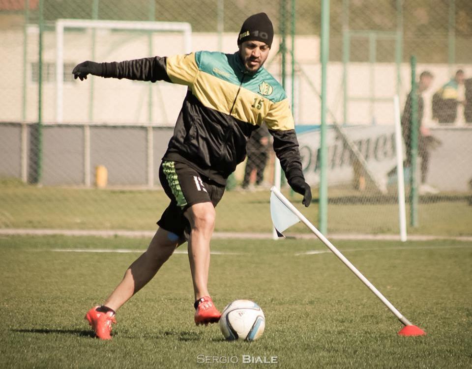 Gastón Díaz recordó el ascenso en Marca Deportiva Radio (FM 99.9). (Foto: Sergio Biale)