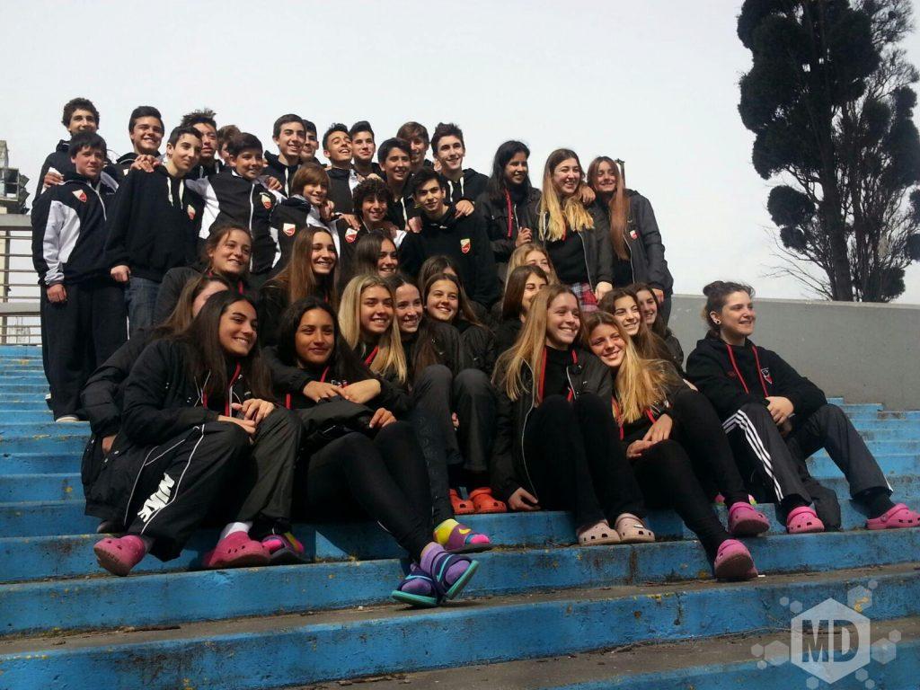 Las chicas y los chicos que representarán a Mar del Plata en el Argentino Sub-16.