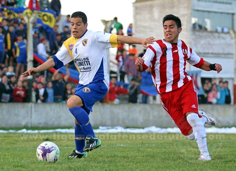 La tercera fecha tuvo 6 empates 0 a 0 . (Foto. Diego Berrutti)