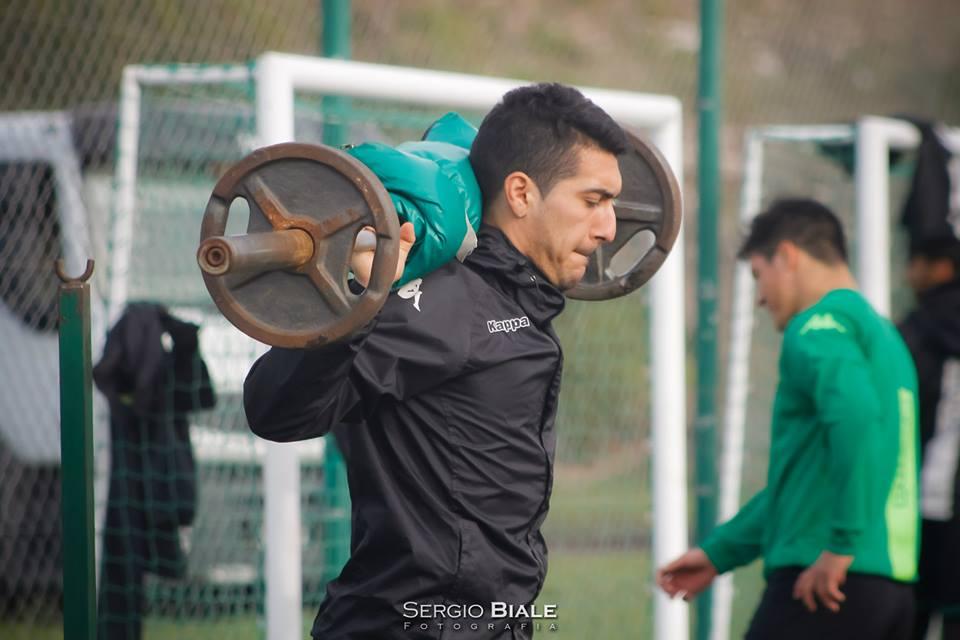 Martín Rivero habló del balance que realizan luego de los amistosos. (Foto: Sergio Biale)