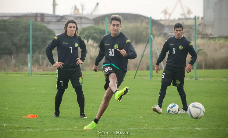 Santiago Rosales aprovechó su oportunidad. (Foto: Sergio Biale)