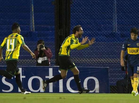 Aldosivi volverá a jugar contra un grande.