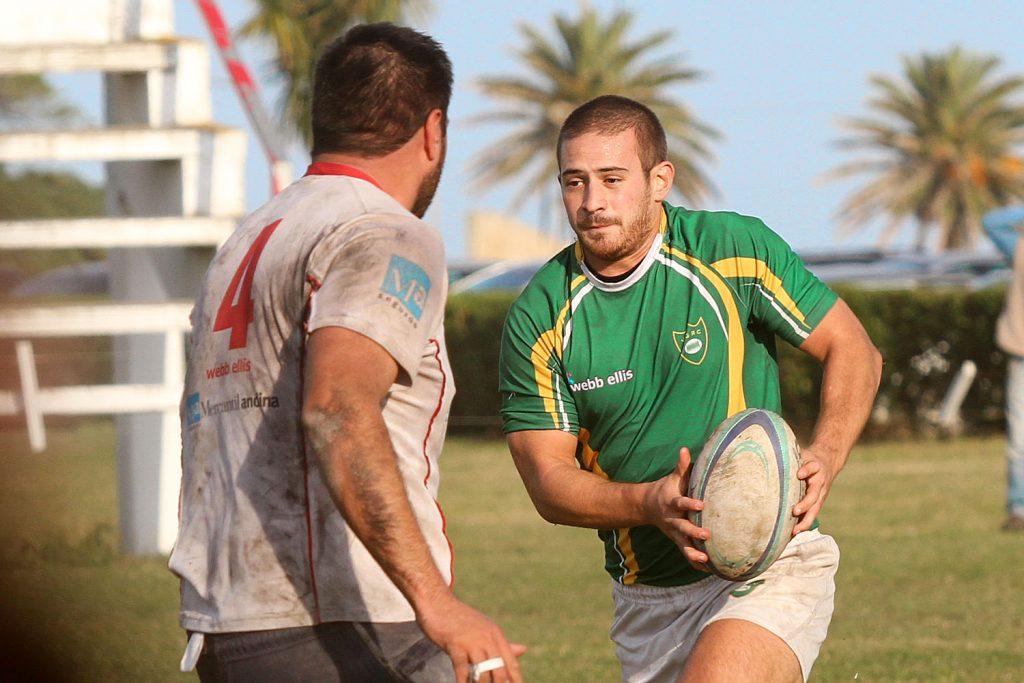 Juan Ignacio Cruz, jugador de Villa Gesell RC.