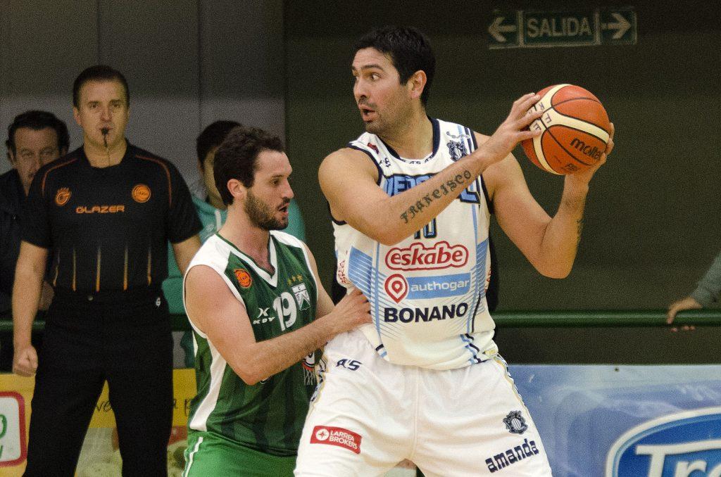 Leonardo Gutiérrez fue clave para el triunfo de Peñarol. (Foto: Walter Montero)