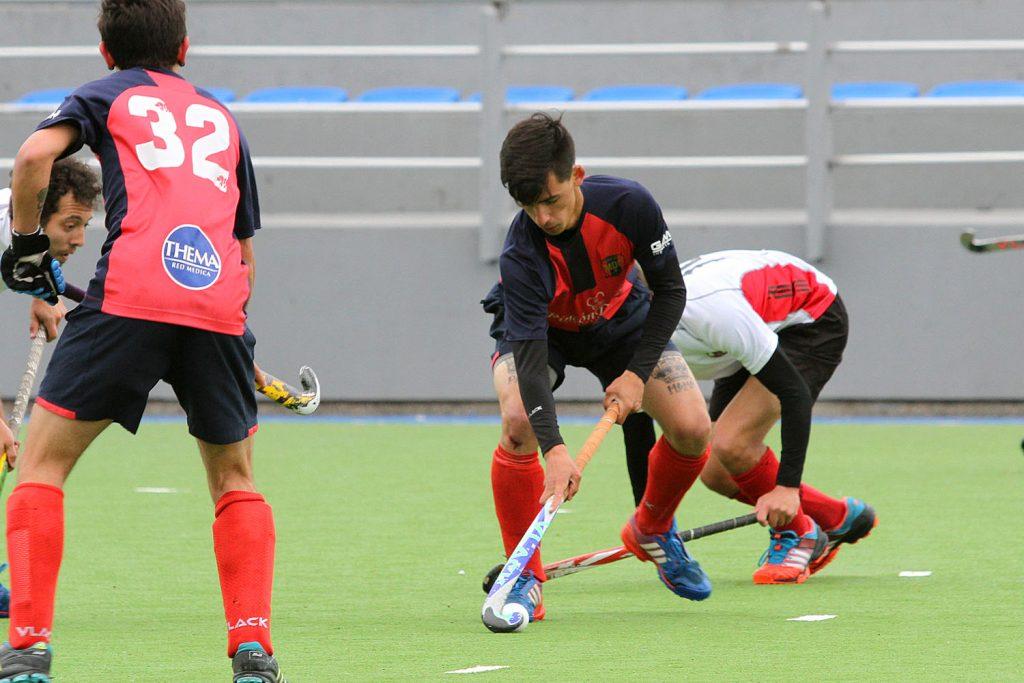 Lautaro Rodríguez marcó 3 goles en Primera y 9 en Quinta. (Foto: Carlos De Vita)