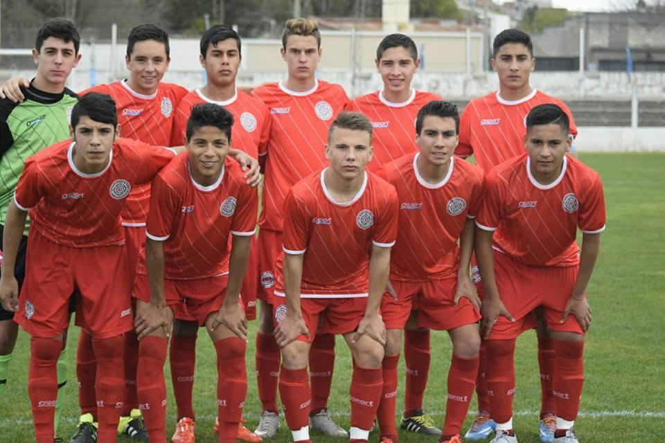 La Selección Marplatense Sub-15.