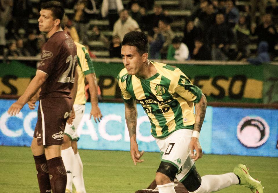 Santiago Rosales jugará en Racing. (Foto: Sergio Biale)