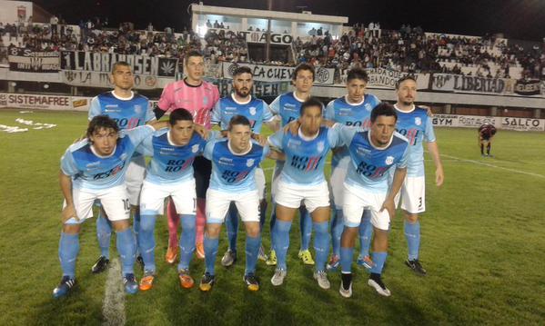 La formación de Unión esta noche en Santiago del Estero.