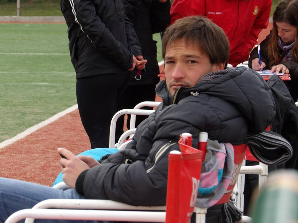 Carlos Domecq se consagró campeón del Torneo Oficial.