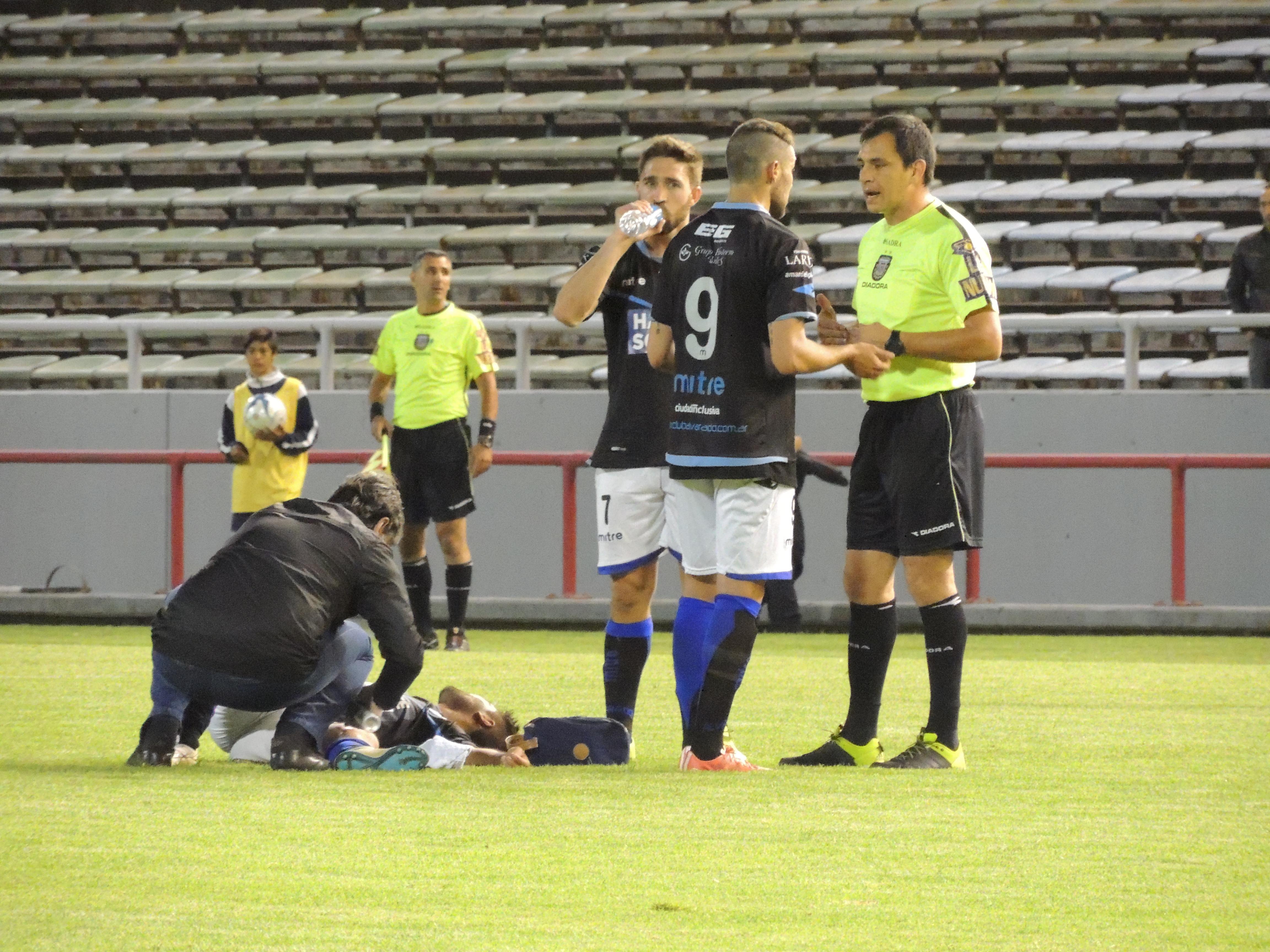 Alvarado no pudo superar las dos líneas de cuatro de Gimnasia y Tiro.