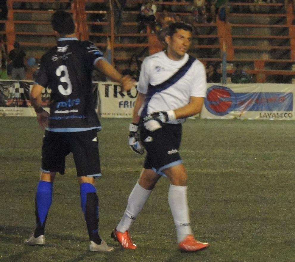 Alvarado logró la clasificación a la cuarta ronda.