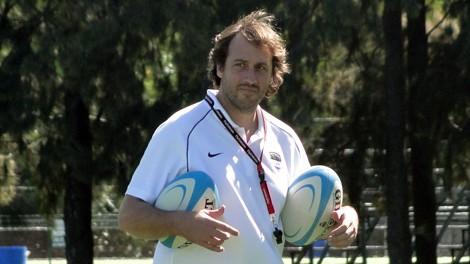 Nicolás Fernández Lobbe estará en Mar del Plata.