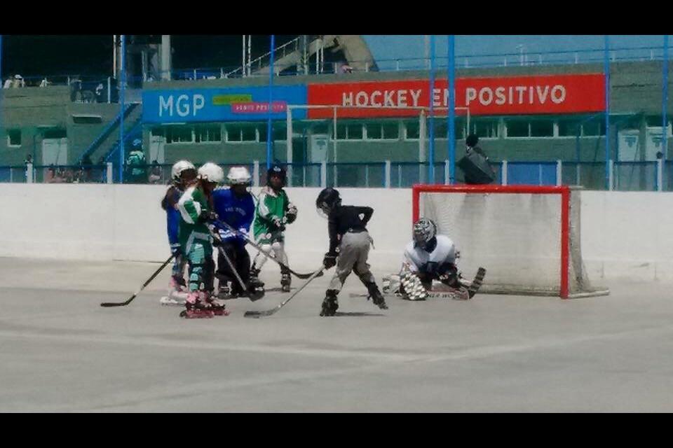 El Roller Hockey de Mar del Plata sigue creciendo.