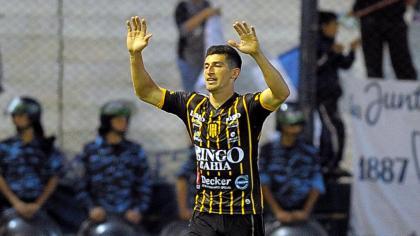 Joel Amoroso tuvo una buena temporada en Olimpo.