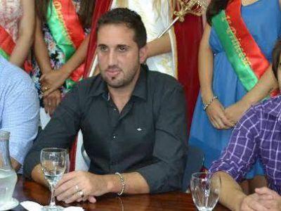 El vocal de Círculo Deportivo, Leandro Ciprian.