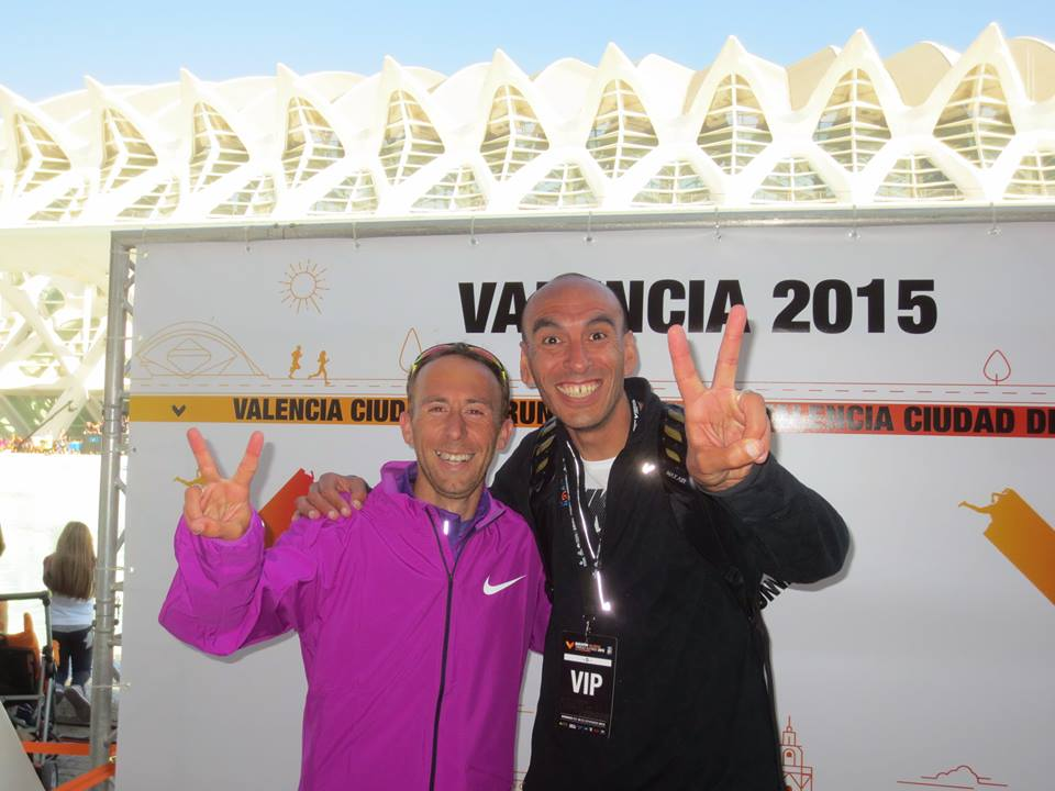 Mariano Mastromarino cerró un 2015 excelente con la clasificación olímpica.