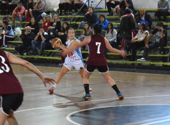 Peñarol-Femenino-Torneo-Federal