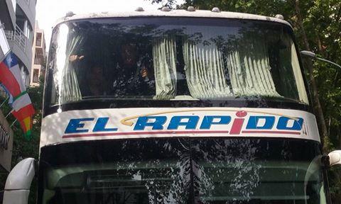 Rapido, viaja Alvarado a Salta.