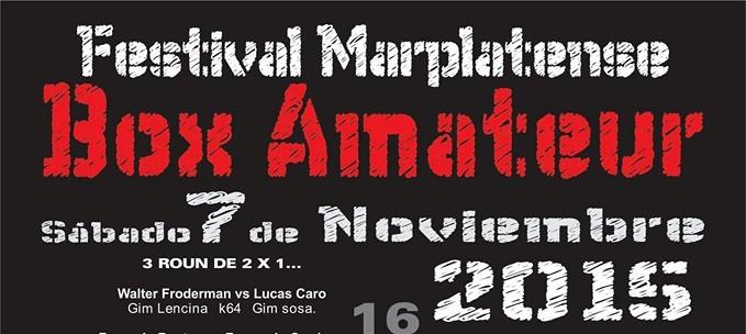 El sábado se vivirá un nuevo festival amateur en la ciudad.