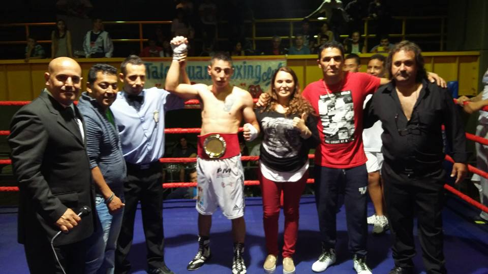 El boxeo amateur de la ciudad despidió el año. (Foto: Facebook)