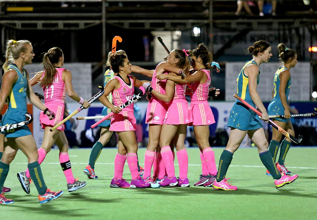 Las Leonas perdieron un partido increíble. (Foto: Prensa CAH)