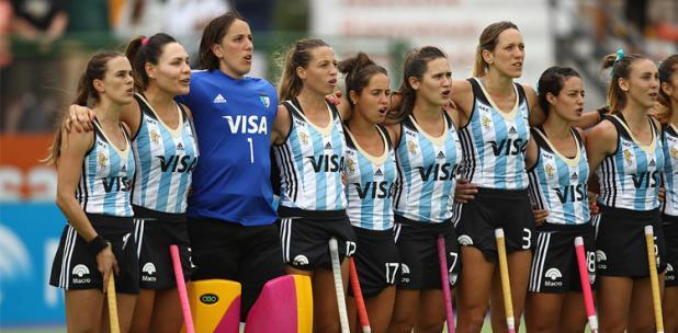 Las Leonas vendrán a Mar del Plata.