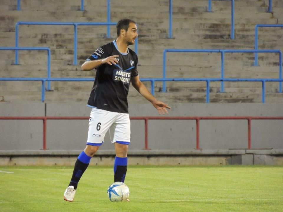 Ramiro Jorge renovó contrato por 18 meses en Alvarado.