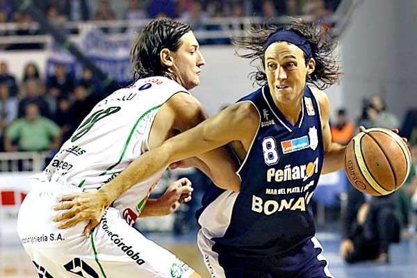 """Juan Manuel Locatelli y """"Tato"""" Rodríguez estarán en las 24 horas del básquet."""
