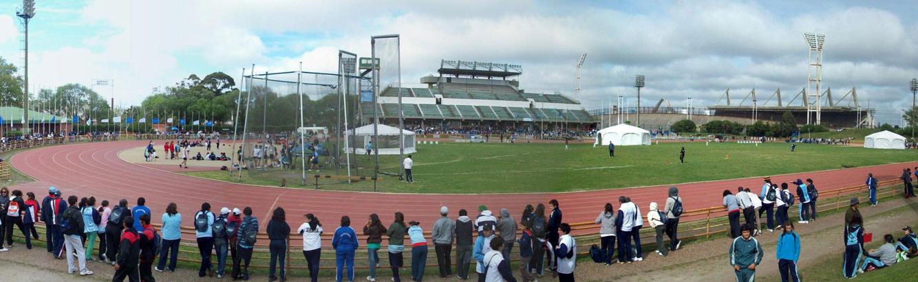 """El estadio """"Justo Román"""" sede de torneos muy importantes."""