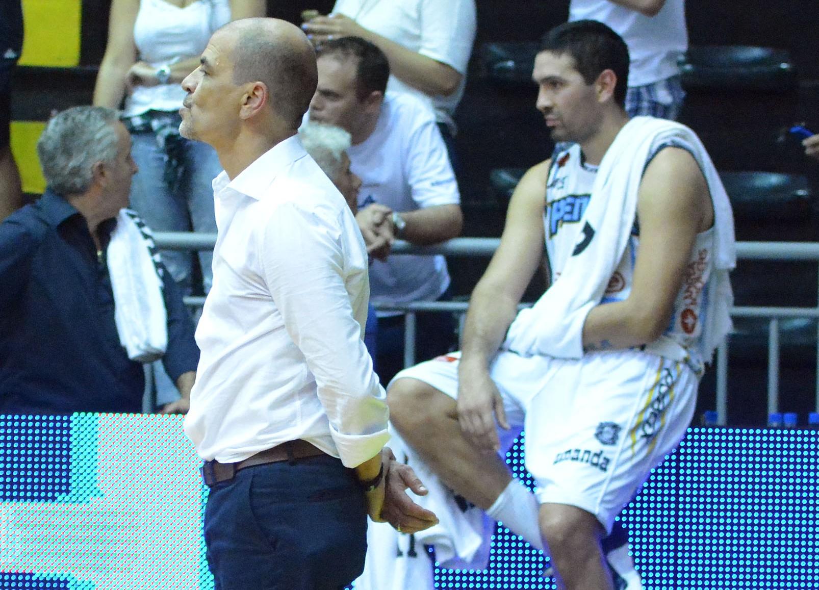 Sergio Hernández y Leonardo Gutierrez tendrán que declarar el lunes. (Foto: Ligateunafoto)