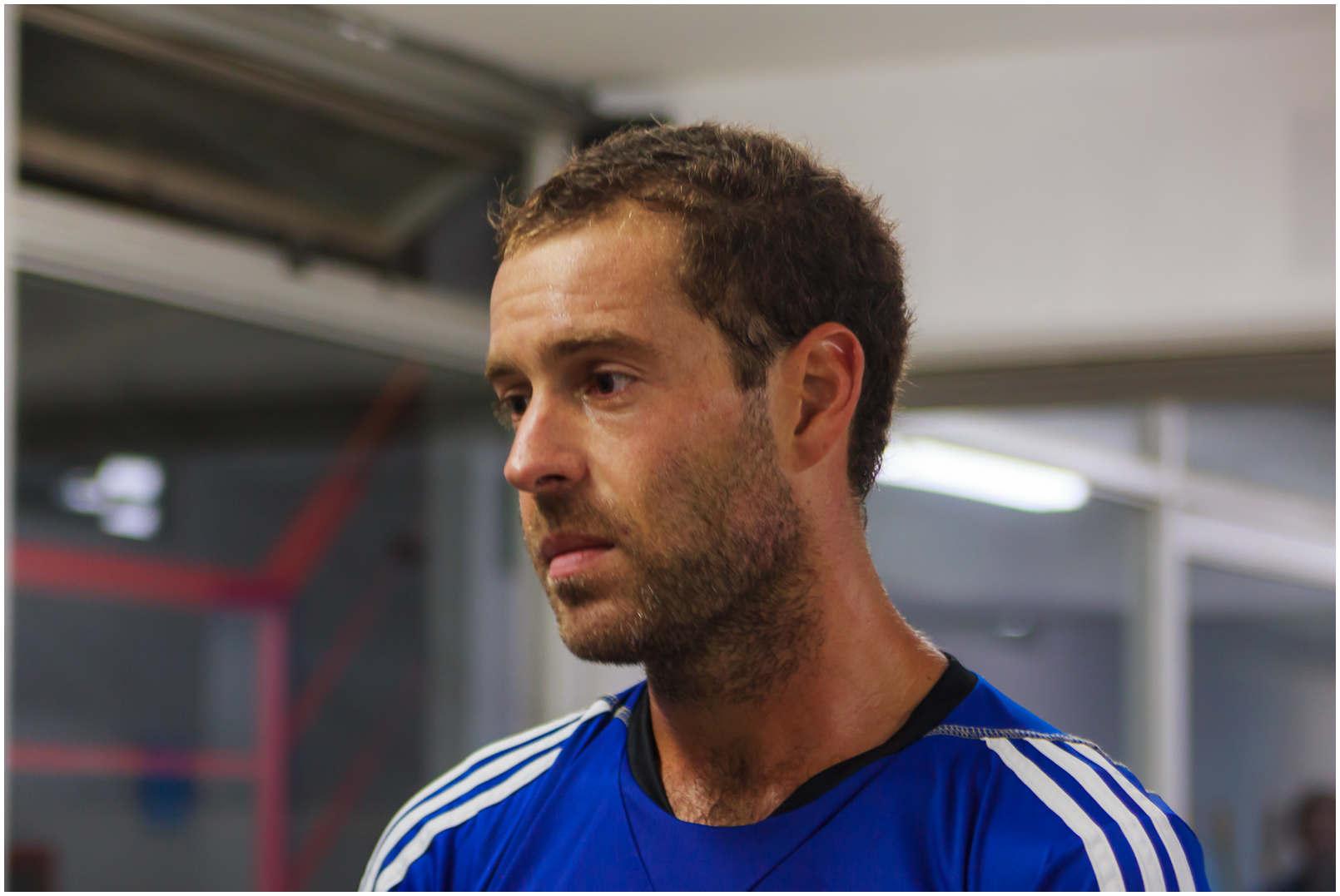 Juan Ignacio Gilardi es uno de los jugadores más experimentados del plantel.