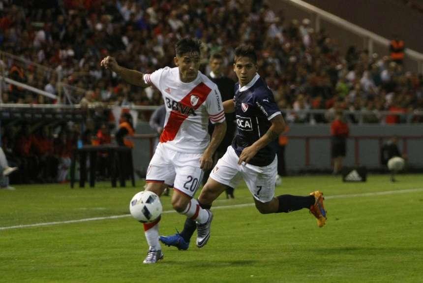 Independiente y River brindaron otro partido con mucho gol. (Foto: Olé)