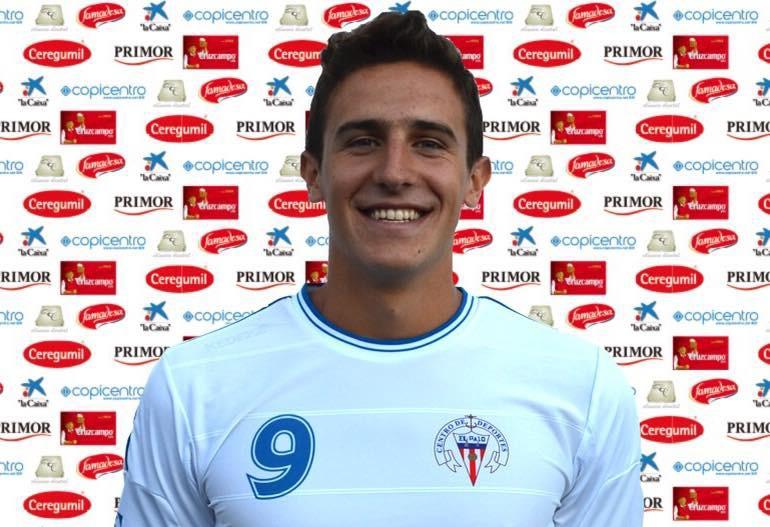 Julián Cardellino jugará en Los Andes.