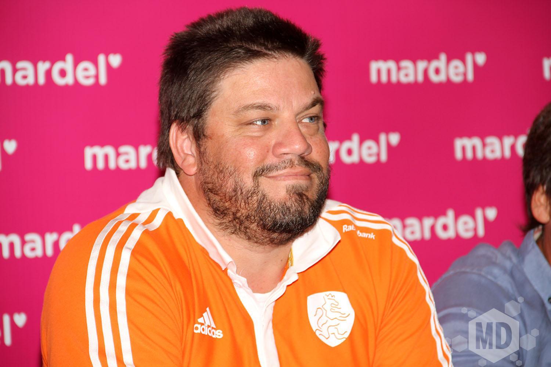El argentino Maximiliano Caldas habló en Marca Deportiva Radio (FM 99.9) (Foto: Carlos De Vita)