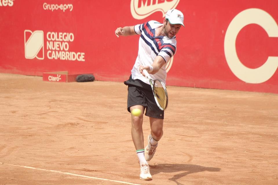 Zeballos tiene una chance concreta de avanzar en dobles aún.