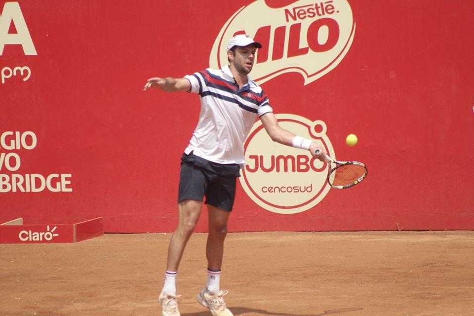 Horacio Zeballos quedó eliminado en 4º de final.