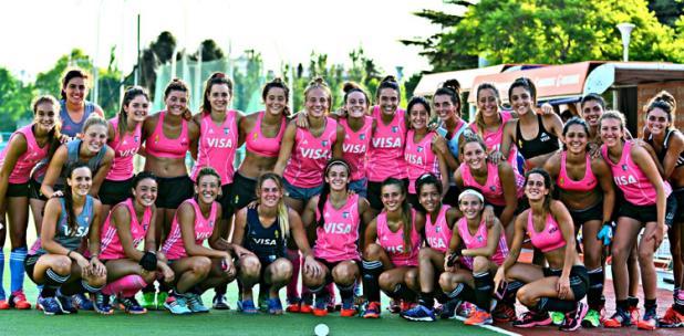 El equipo de Las Leoncitas que disputará la Copa Patagonia.