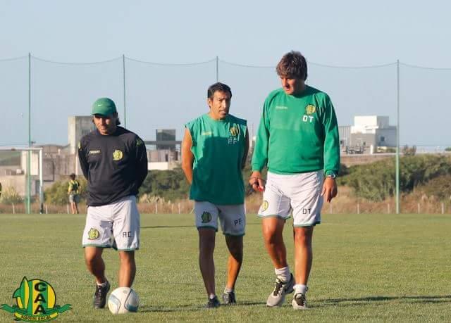 """""""Teté"""" Quiroz piensa en como rearmar el equipo para la presente temporada.  (Foto: Sergio Biale - Club Aldosivi)"""