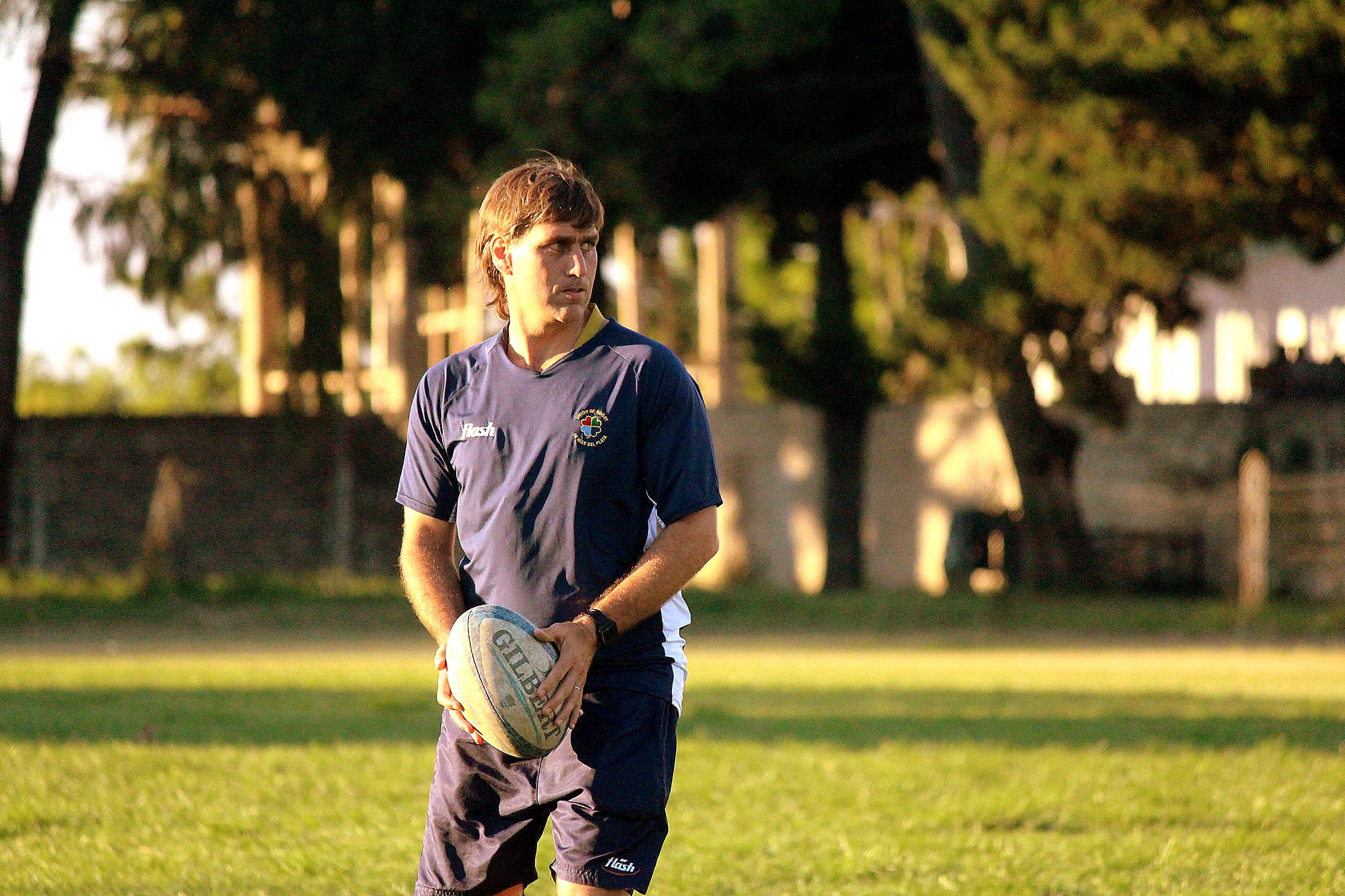 El marplatense Daniel Villén será DT de la Selección Femenina.