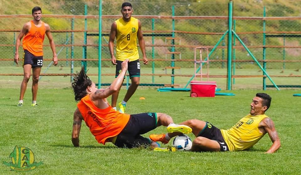 Aldosivi tiene todo listo para su debut en el torneo. (Foto: Sergio Biale)