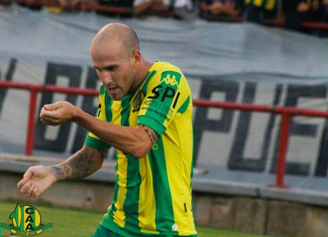 Llama volverá a ser titular en Aldosivi. (Foto: Sergio Biale - Club Aldosivi)