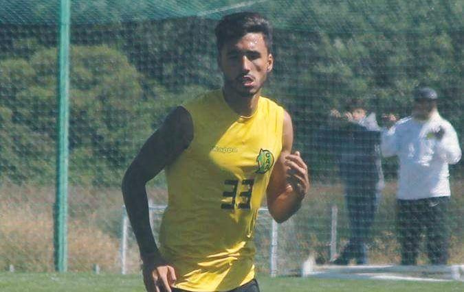 El juvenil Franco Sosa se encuentra internado en el Sanatorio Belgrano.