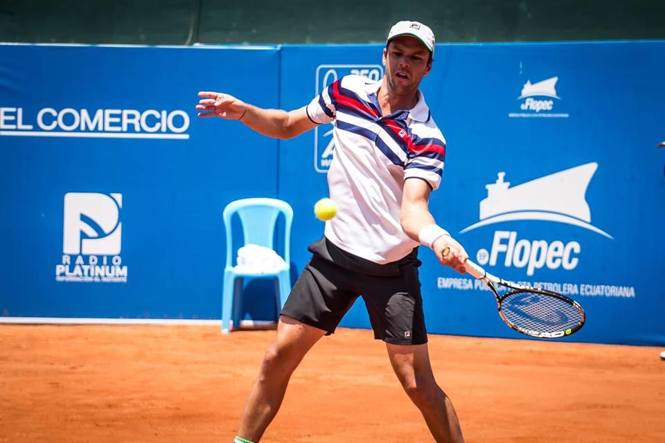 Horacio Zeballos jugará nuevamente en superficies duras.