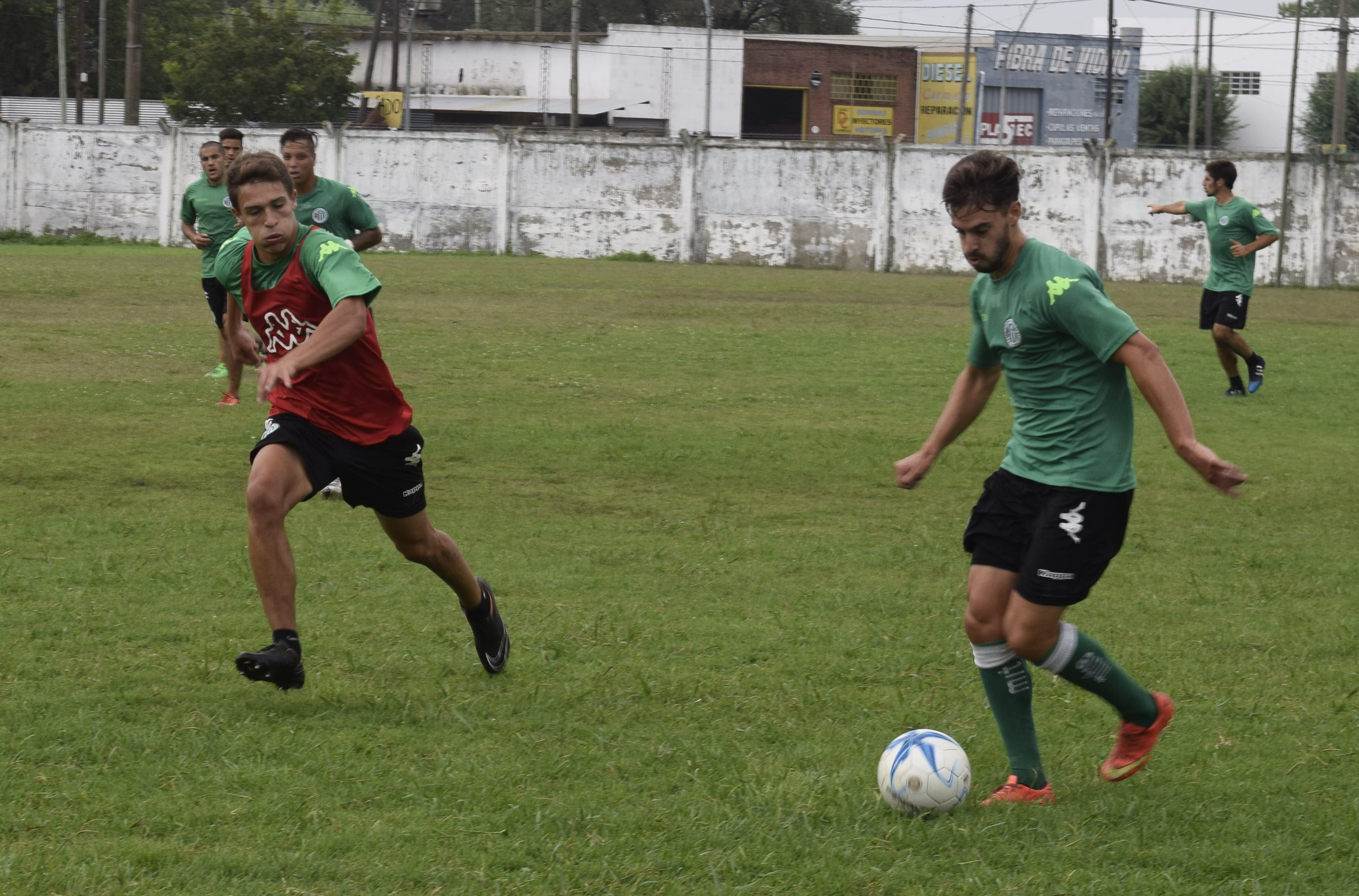 Kimberley jugará el sábado ante Agropecuario de Carlos Casares.
