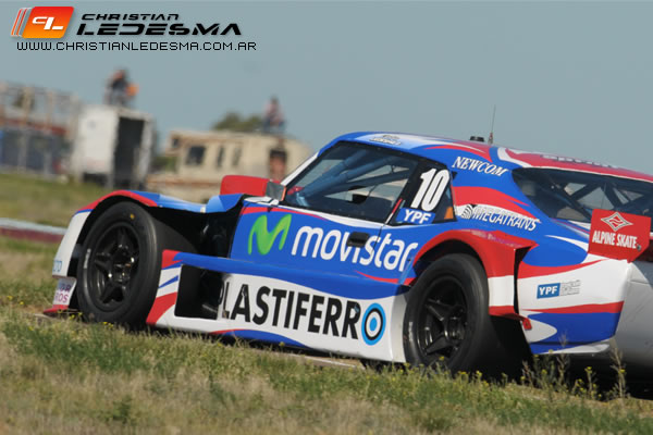 Christian Ledesma cayó el puesto 21 al 24 en el TC.