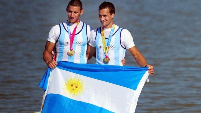 La dupla integrada por Cristian Rosso y Ariel Suárez vuelven a tener ilusiones olímpicas.