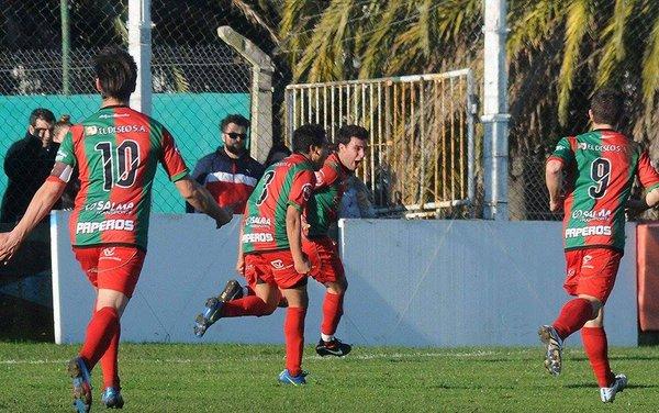 Circulo Deportivo ganó en Otamendi.